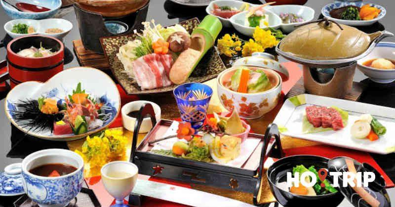不要被11道菜嚇怕!來學學懷石料理的正確吃法