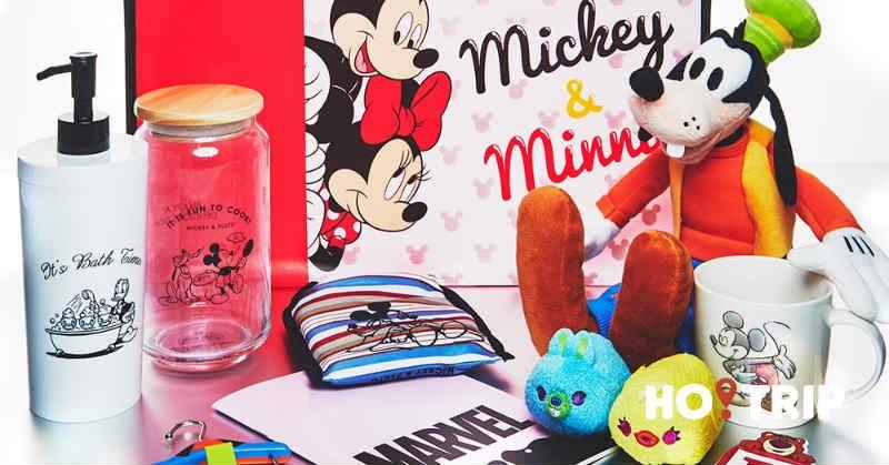日本迪士尼推出新年限定商品(四) 人人必搶的迪士尼福袋