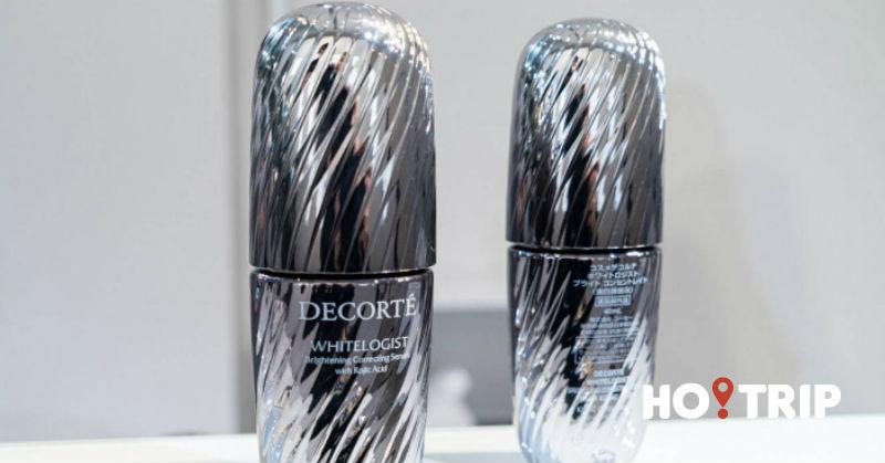 DECORTÉ 進化版美白精華 減淡色斑讓肌膚回復透亮